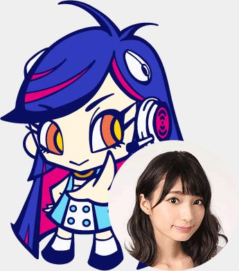 選曲AI(?):アニホリちゃん(CV:高野麻里佳)